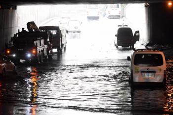 Activan Alerta Naranja por lluvias en el Valle de México