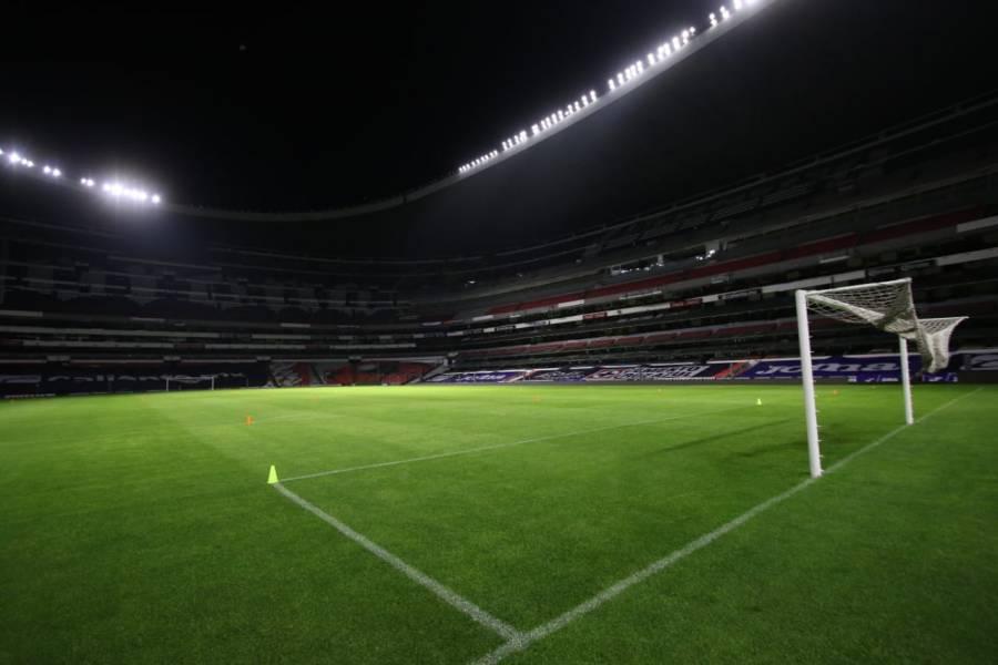 Estadio Azteca reabre tras cinco meses de remodelaciones