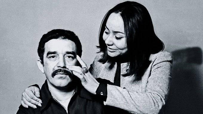 Fallece Mercedes Barcha viuda García Márquez