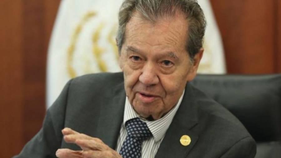 Muñoz Ledo respalda iniciativa para dividir en dos municipios a Ecatepec