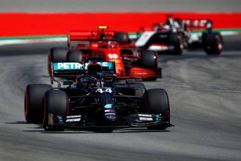 Lewis Hamilton saldrá desde la