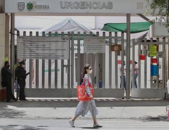 Hospitales de Xoco y Balbuena dejarán de dar atención a personas con Covid-19
