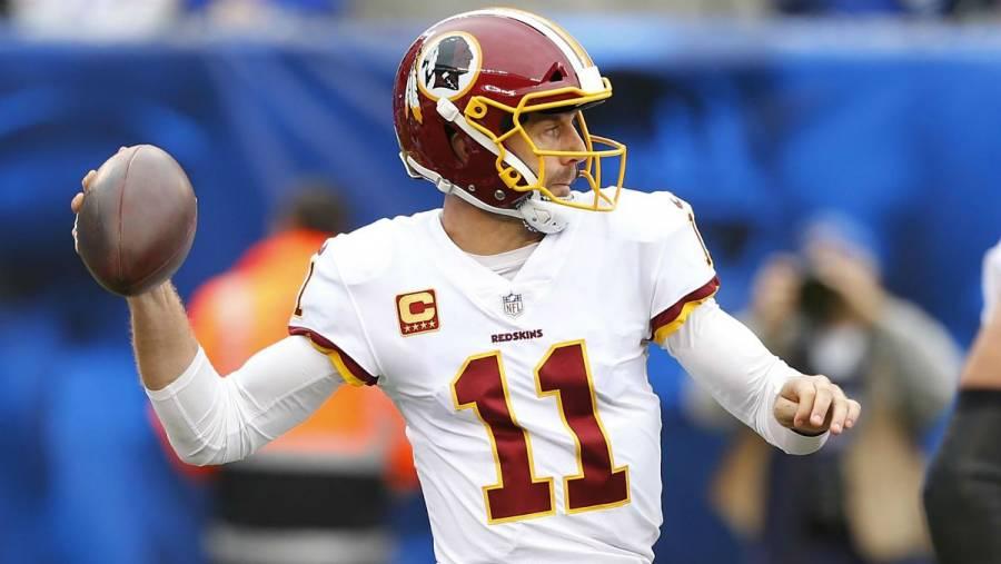 ¡Un milagro! Alex Smith celebra su posible regreso a la NFL