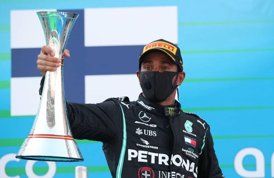 Hamilton confirma su dominio en la F1 con una victoria en GP España