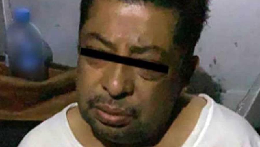 Cae el presunto asesino Luis Miranda Cardoso en Edomex