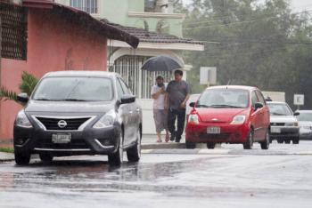 Prevén fuertes lluvias en EdoMéx y chubascos en CDMX