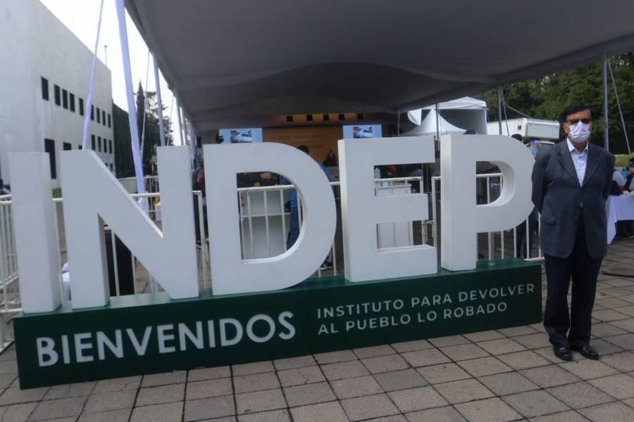INDEP subastó 25 mdp, irán a municipio de Yucatán