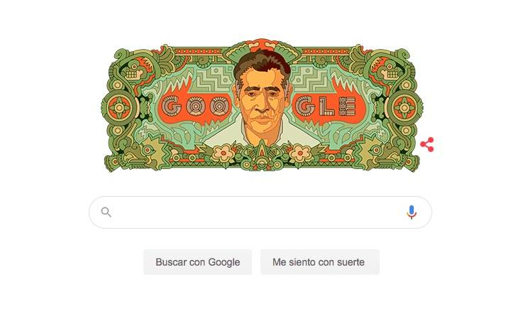 Google rinde homenaje al traductor mexicano Librado Silva Galeana
