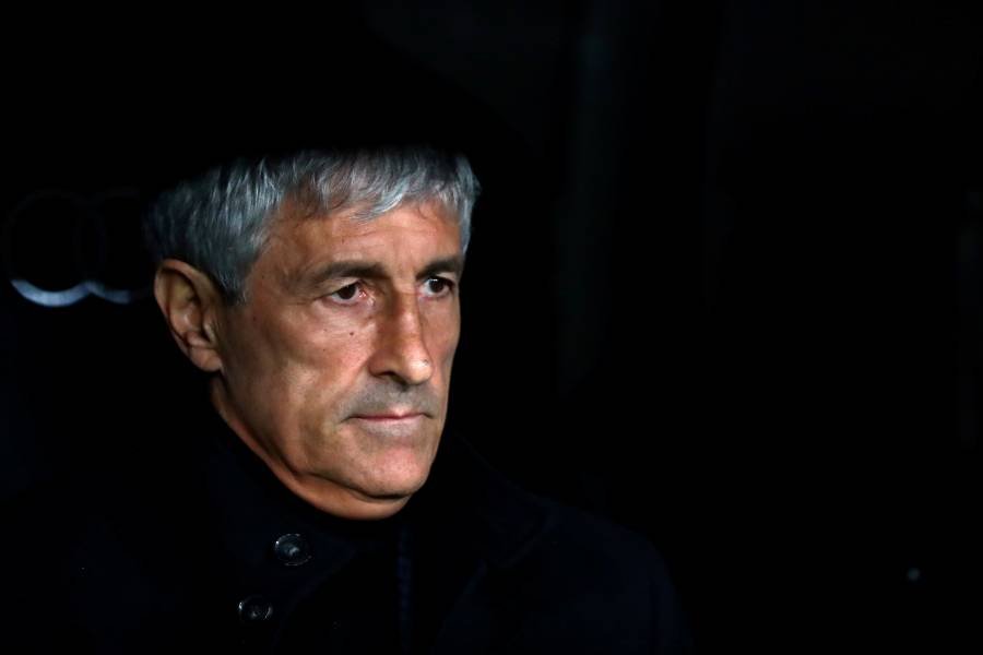 Oficial: Barcelona destituye a Quique Setién