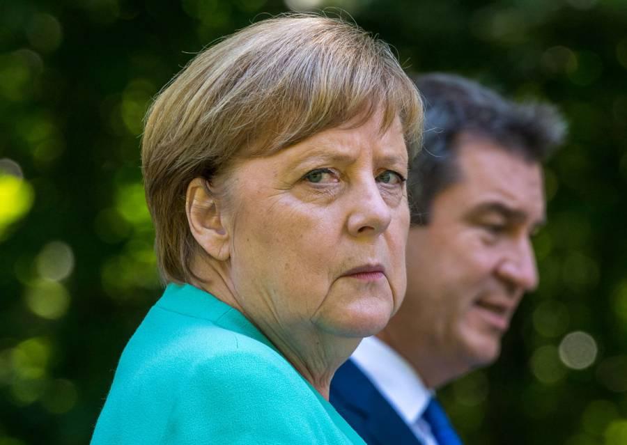 Incumplimiento de normas antipandemia no es delito menor: Angela Merkel