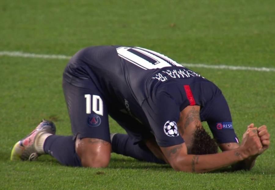 Neymar clave para el triunfo del PSG
