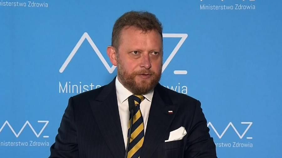 Ministro de salud polaco renuncia ante críticas por gestión de pandemia