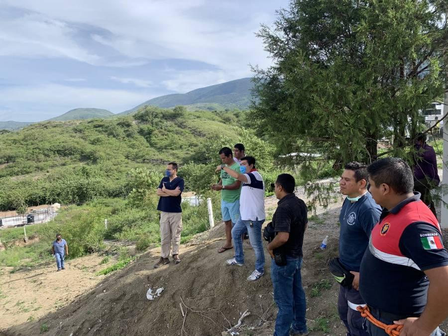 Inician búsqueda de un jaguar y su cría en cerros de Chilpancingo