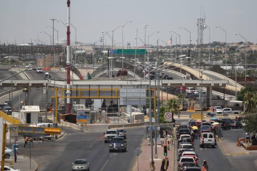 Para pagar muro, Trump impondrá peaje a vehículos que ingresen a EE.UU. desde México