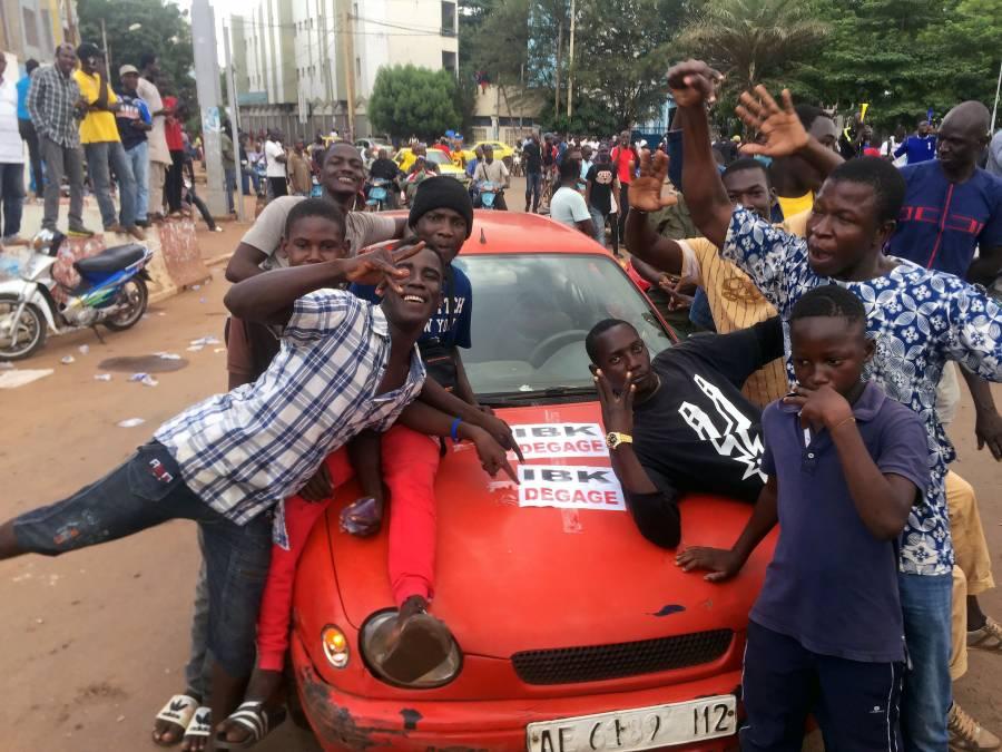 Militares dan golpe de estado en Bamako