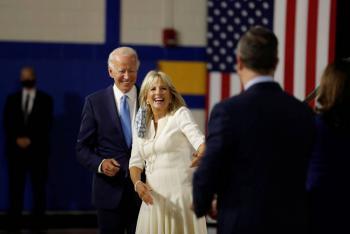 Esposa de Joe Biden y Bill Clinton, aparecerán en la Convención Demócrata