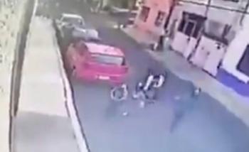"""Buscan al """"acosador de la Benito Juárez"""" que agredió a niña de 10 años"""