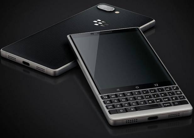 BlackBerry lanzará celulares con teclado físico en 2021