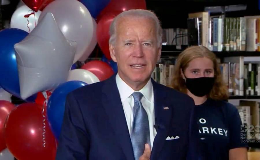 Oficial: Demócratas nominan a Joe Biden como su candidato presidencial
