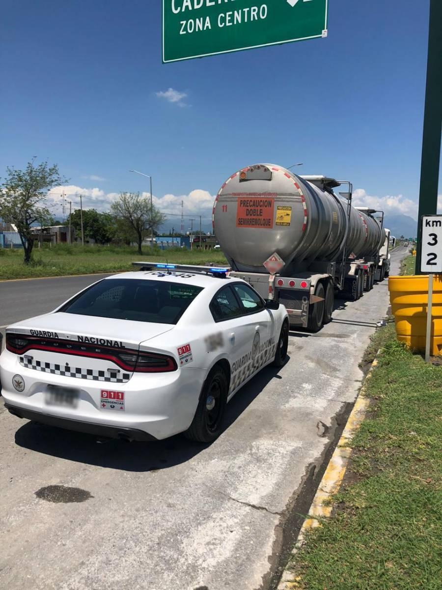 Recuperan hidrocarburo en Nuevo León