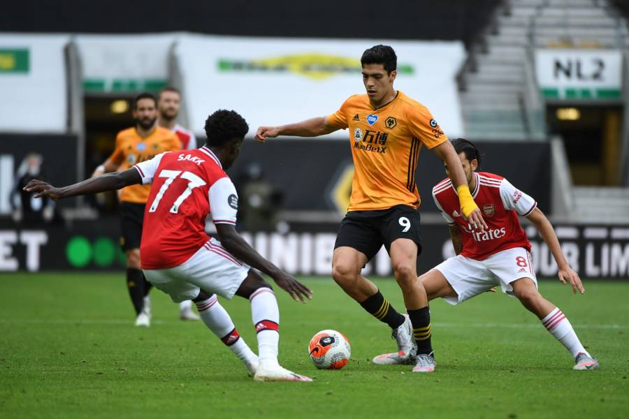 Wolves y Juventus se habrían reunido para posible fichaje de Raúl Jiménez