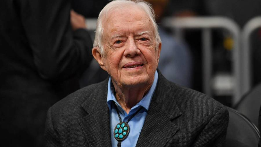 "Joe Biden es ""la persona correcta"" para dirigir a EEUU: Jimmy Carter"
