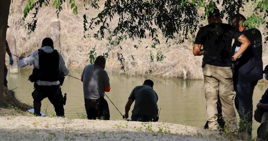 Migrante guatemalteco muere ahogado en el Río Bravo