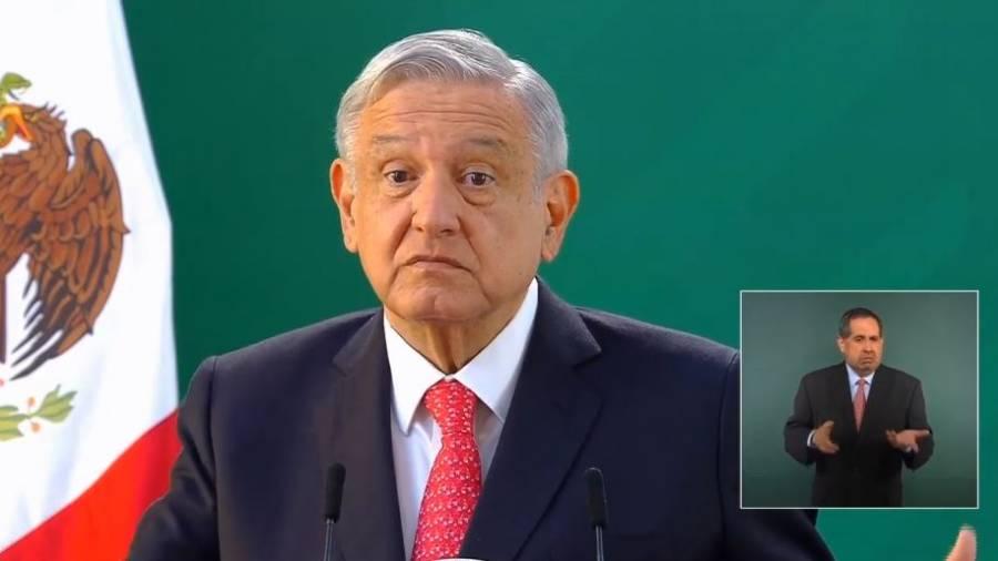 Presidente advierte que él mismo denunciará injerencias de servidores públicos en proceso electoral