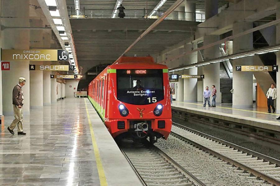 Pide Morena colocar semáforos y señalización en accesos a L-12 del Metro