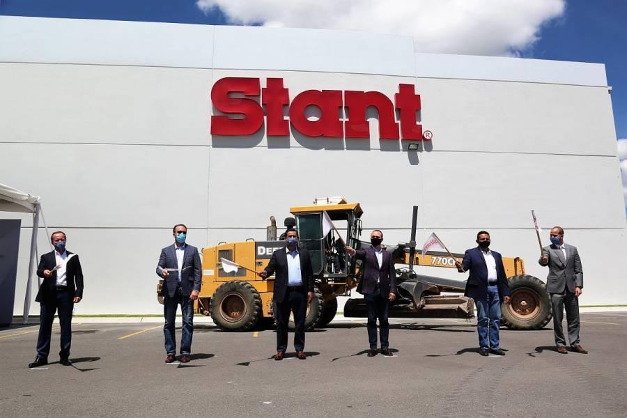 Arranca expansión de la planta Stant en San Miguel de Allende