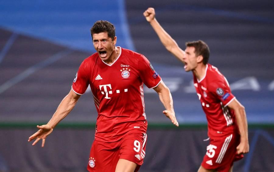 Bayern gana al Lyon y se medirá al PSG en la final de la Champions