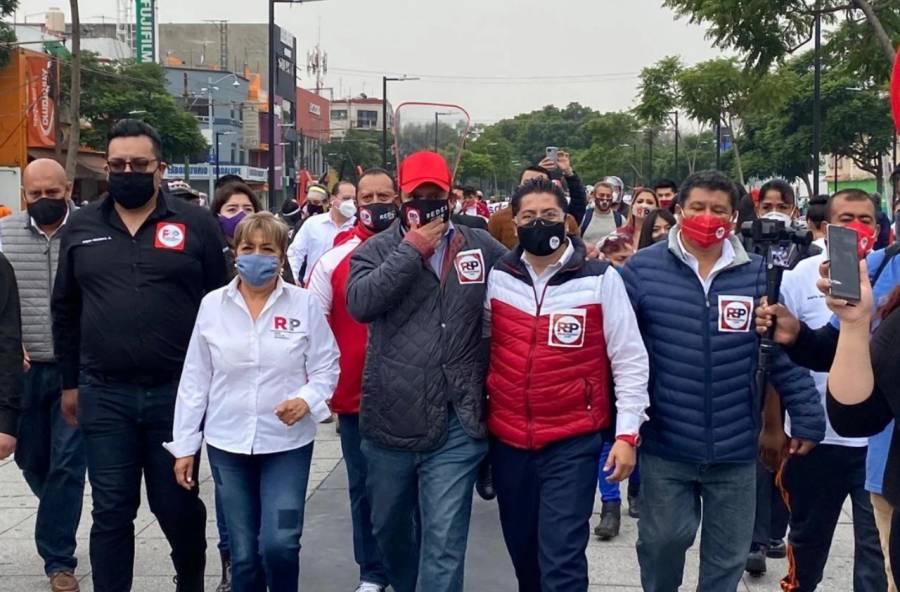 Reactiva RSP a militancia en Calzada de Guadalupe