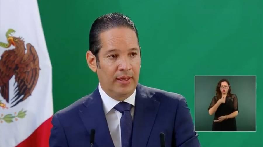"""""""Dichos de Lozoya no valen nada; no tengo nada que temer"""": Francisco Domínguez"""