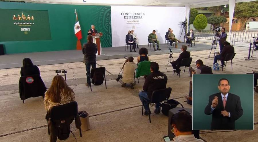 UIF investiga cuentas de Antorcha Campesina: AMLO