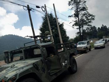 PROFEPA y Guardia Nacional recuperan área protegida en alcaldía Cuajimalpa