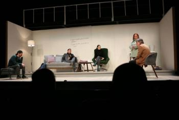 Alex Gou: Aún no hay fecha para reapertura de teatros en la CDMX