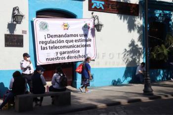 Sindicalizados de Telmex en Jalisco se unen a paro nacional
