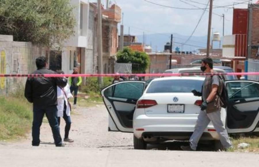 A un día de la reunión de Conago y AMLO en San Luis atacan mando policiaco