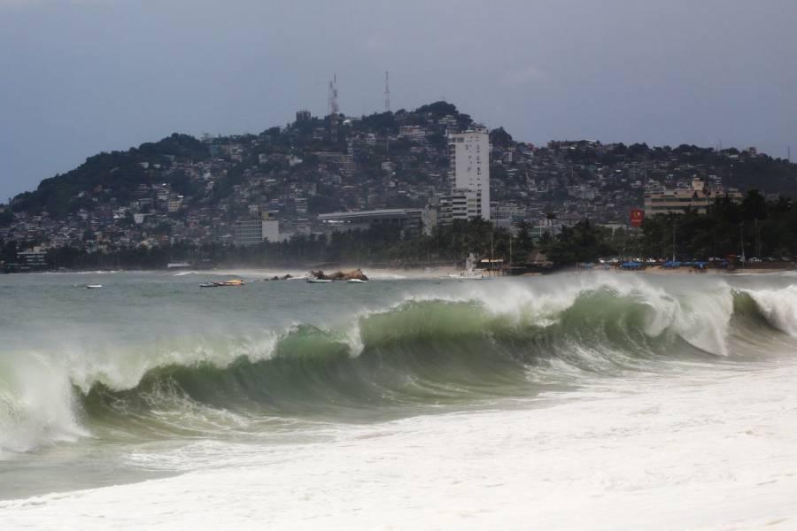 Genevieve ya es tormenta tropical, aún lloverá en BCS y Sinaloa
