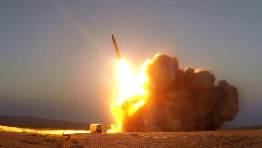Irán presenta dos nuevos misiles en medio de la tensión con EEUU