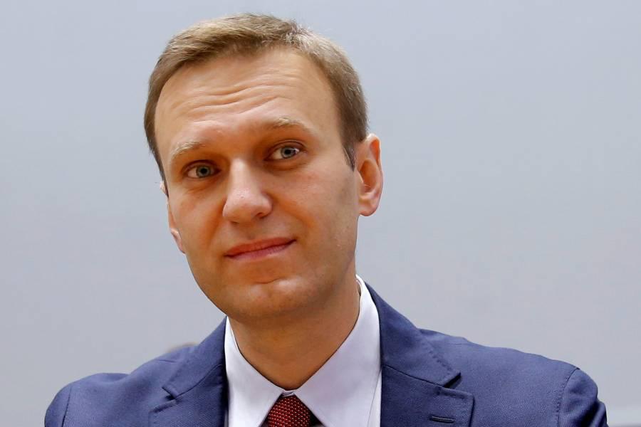 Macron y Merkel le ofrecen tratamiento médico a Alexei Navalny