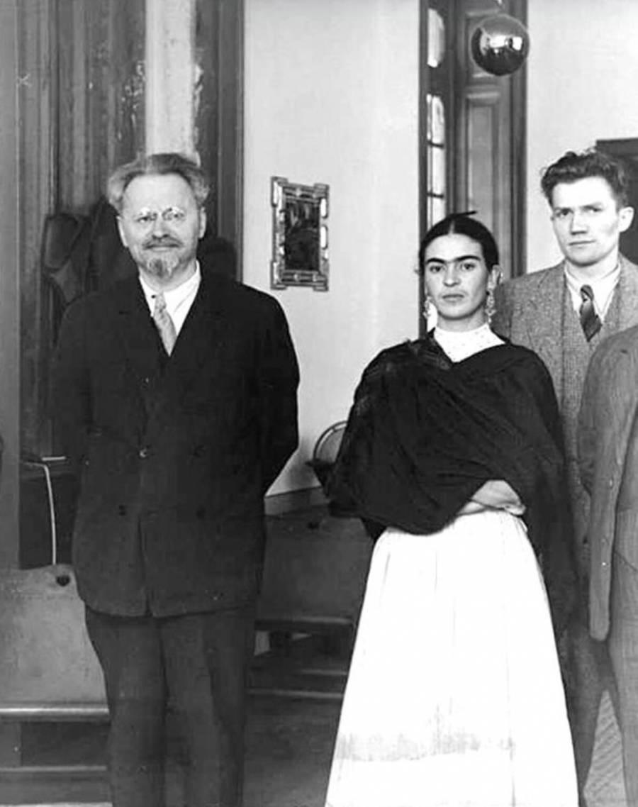 Trotsky, 80 años de uno de los peores  crímenes políticos de la historia