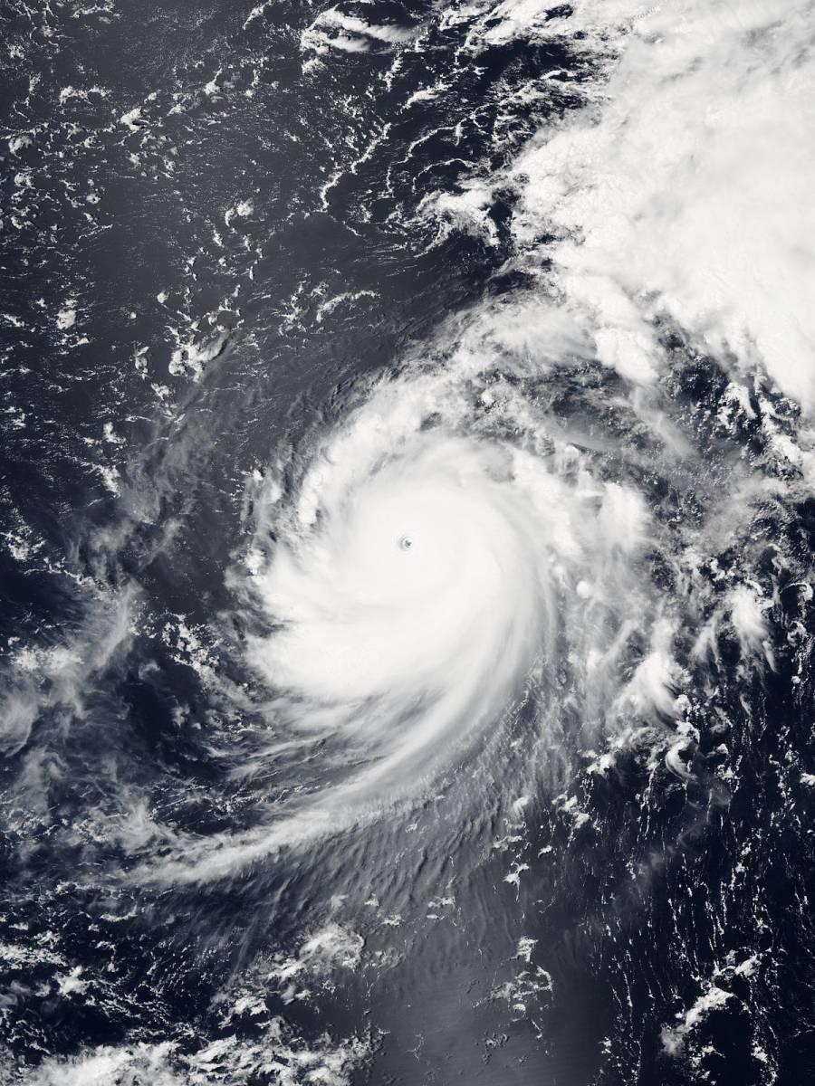 Huracán Genevieve deja dos muertos en BCS