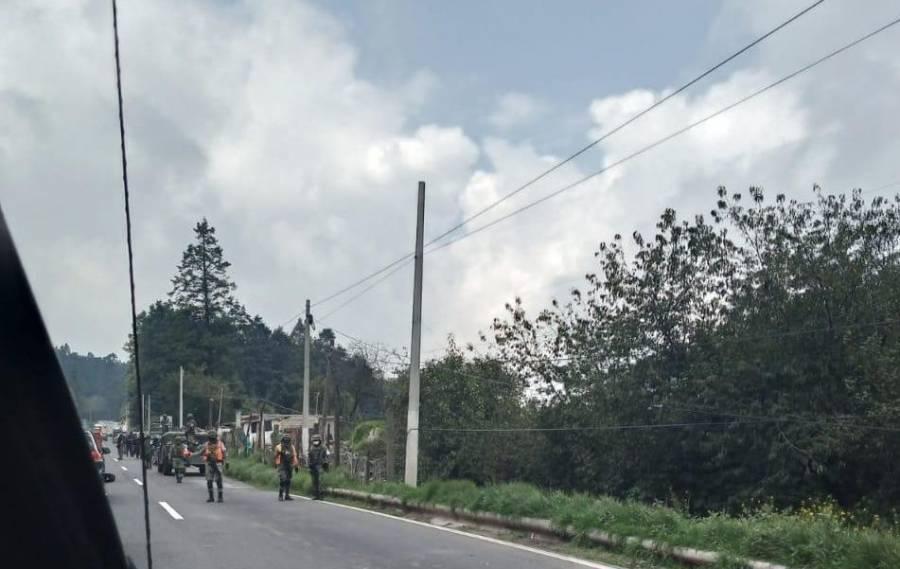Recuperan zona boscosa en cuajimalpa