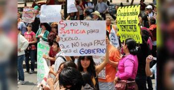 Se mantiene México en top ten de impunidad