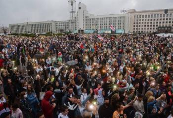 Europa rechaza elección de  Lukashenko y amaga con sanciones
