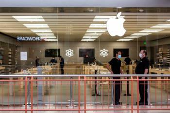 Valor de Apple supera los 2 billones de dólares