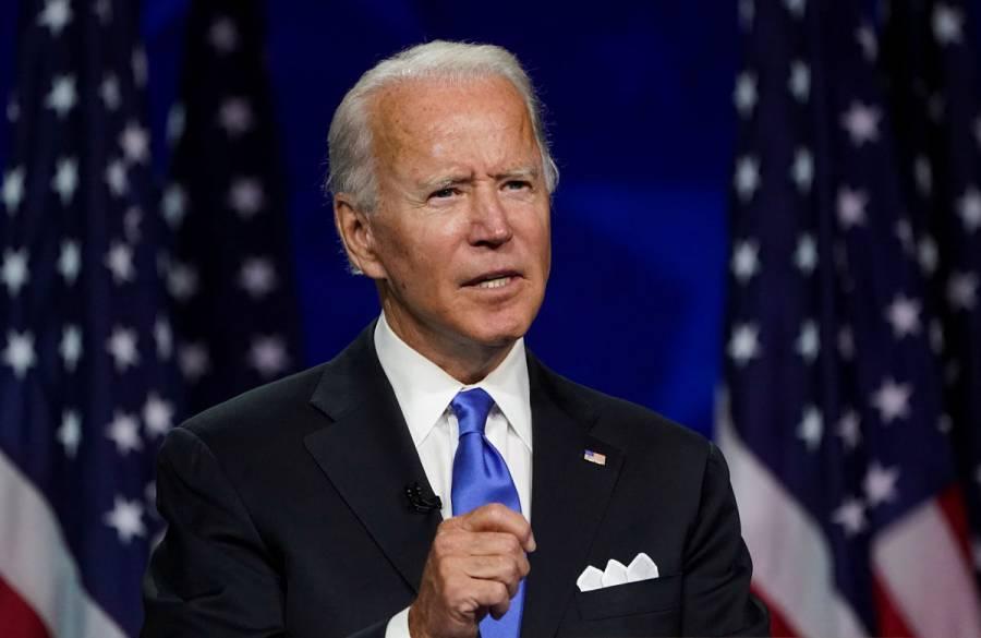 Joe Biden acepta formalmente candidatura presidencial de EEUU