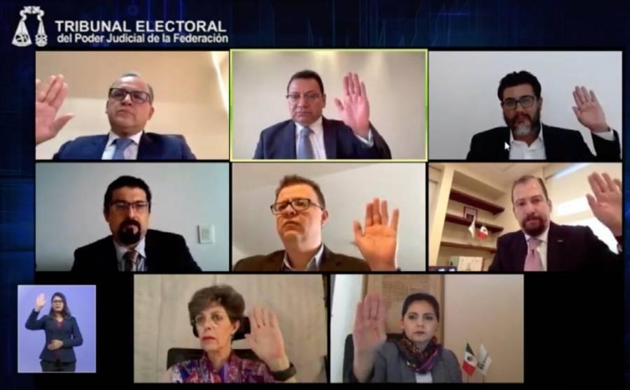 Ordena TEPJF al INE renovar dirigencia de Morena