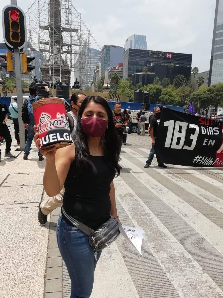 SutNotimex denuncia pagos ilegales en periodo de Sanjuana Martínez